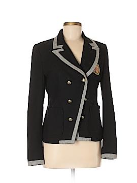 Aqua Wool Blazer Size M