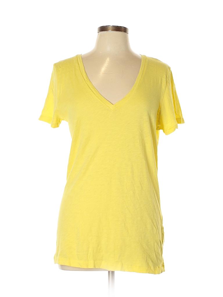 J. Crew Factory Store Women Short Sleeve T-Shirt Size XL
