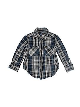 Polo by Ralph Lauren Long Sleeve Button-Down Shirt Size 2T - 2