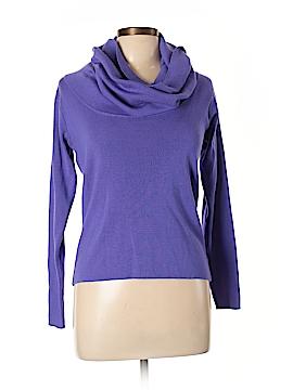 Linda Allard Ellen Tracy Wool Pullover Sweater Size L