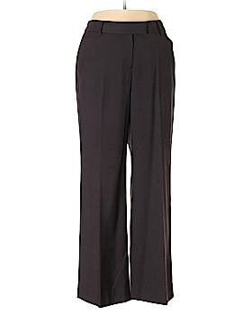 Anne Klein Dress Pants Size 12 (Petite)