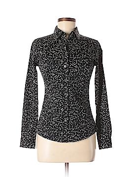 Banana Republic Factory Store Long Sleeve Button-Down Shirt Size 9