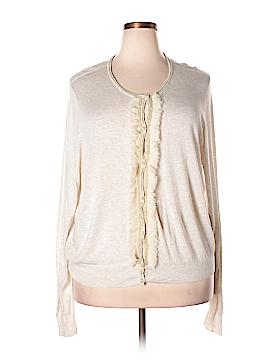Sahalie Cardigan Size 3X (Plus)