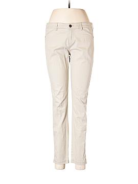 Mango Khakis Size 6