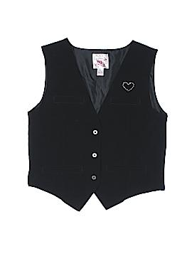 The Children's Place Tuxedo Vest Size 10 - 12