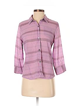 Banana Republic 3/4 Sleeve Button-Down Shirt Size S
