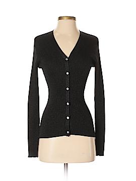 Carole Little Silk Cardigan Size S