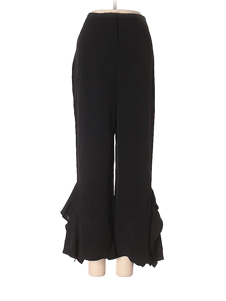 e05fd371af Zara 100% Viscose Solid Black Dress Pants Size XS - 63% off | thredUP