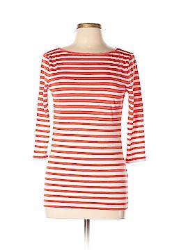 Joe Fresh 3/4 Sleeve T-Shirt Size L