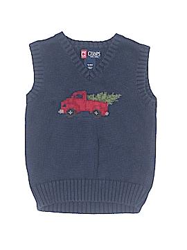 Chaps Sweater Vest Size 4T