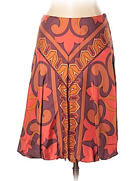 Nicole Miller Silk Skirt Size 10