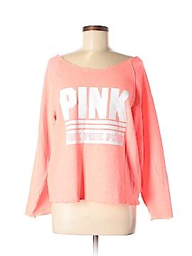 Victoria's Secret Pink Sweatshirt Size M