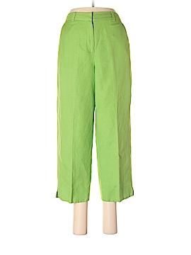 DressBarn Linen Pants Size 6