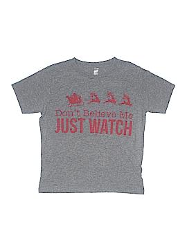 Next Level Apparel Short Sleeve T-Shirt Size 8