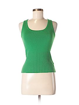 H Hilfiger Silk Pullover Sweater Size M