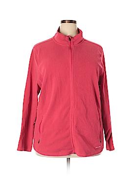 Eddie Bauer Fleece Size 3X (Plus)
