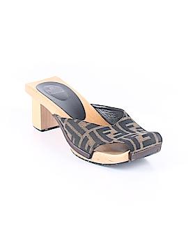 Fendi Mule/Clog Size 39.5 (EU)