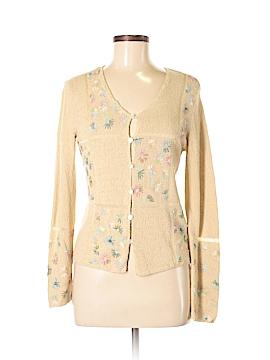 Sigrid Olsen Sport Silk Cardigan Size S