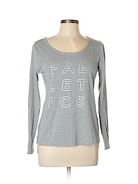 Fabletics Long Sleeve T-Shirt Size XL