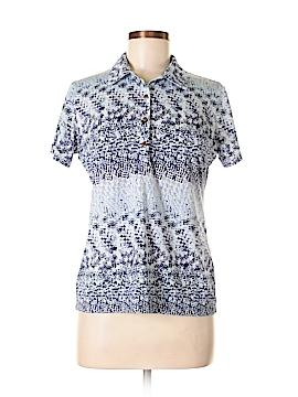 Sport Haley Short Sleeve Polo Size M