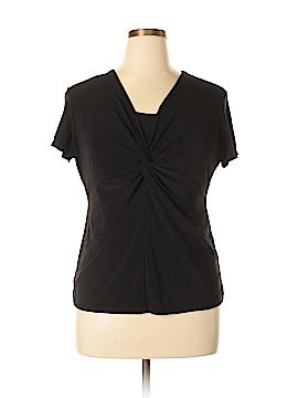 Choices Short Sleeve Top Size XL