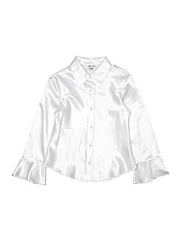 Amy Byer Long Sleeve Blouse Size M (Kids)