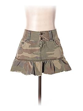 Abercrombie & Fitch Denim Skirt Size 00