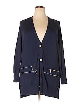Melissa McCarthy Seven7 Cardigan Size 1X (Plus)