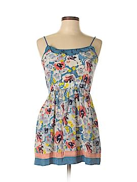 Boutique XXI Sleeveless Silk Top Size M