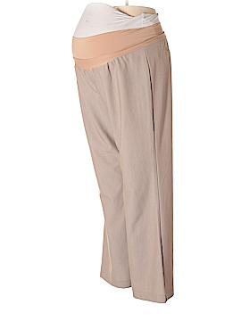 Duo Maternity Dress Pants Size 1X (Maternity)