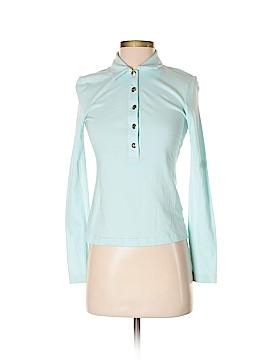 Tory Burch Long Sleeve Polo Size XS