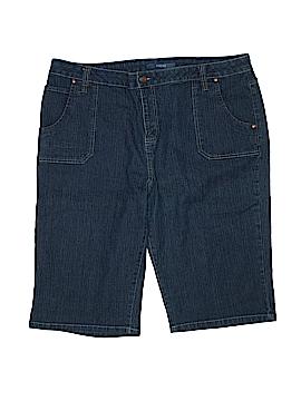 Bill Blass Jeans Denim Shorts Size 16
