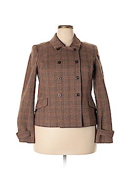 Pendleton Wool Blazer Size 18 (Plus)