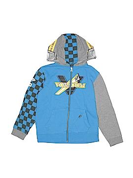 Volcom Zip Up Hoodie Size X-Large (Kids)