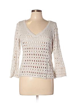 Nic + Zoe Pullover Sweater Size L (Petite)