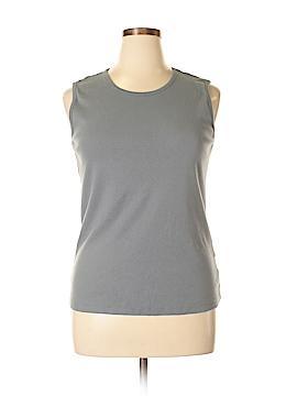 White Stag Sleeveless T-Shirt Size 16