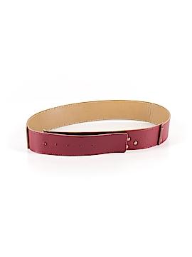 Black Rivet Belt Size L