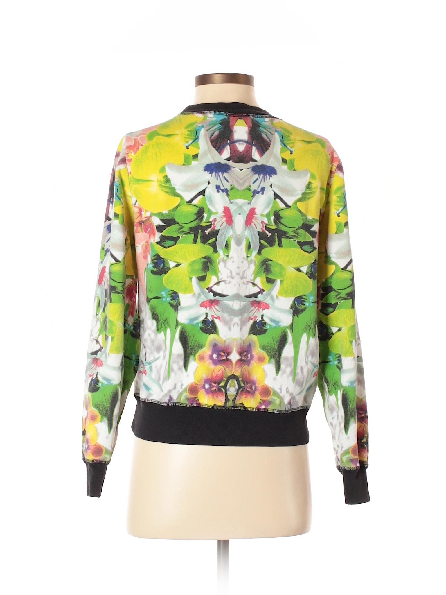 2236862f2 Prabal Gurung for Neiman Marcus + Target Print Green Sweatshirt Size ...