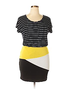 ING Short Sleeve Top Size 1X (Plus)
