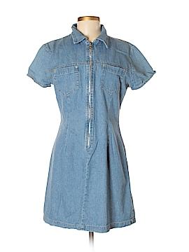 Vintage Blue Casual Dress Size 7 - 8