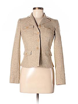 Theory Wool Coat Size 0