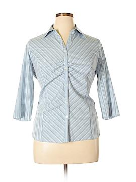 Fashion Bug 3/4 Sleeve Blouse Size 14 (Plus)
