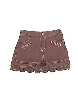 Faded Glory Denim Skirt Size 3T