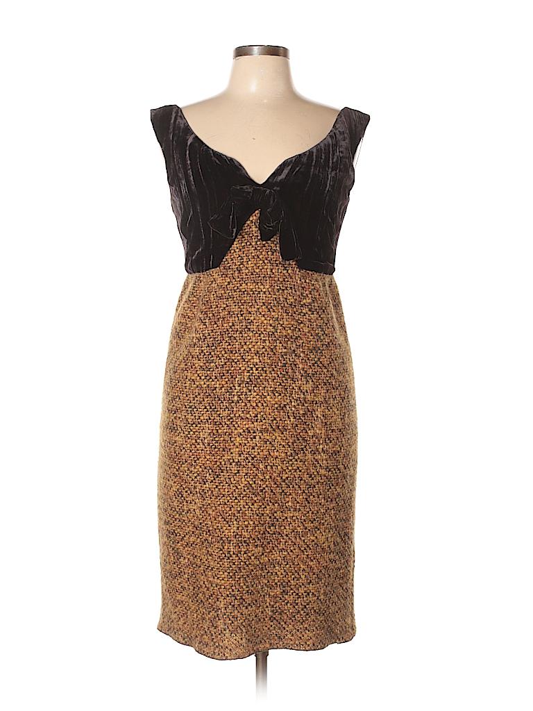 Anna Sui Women Casual Dress Size 4