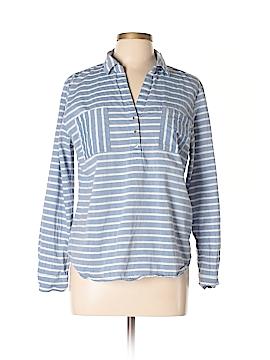 Anne Klein Long Sleeve Blouse Size L