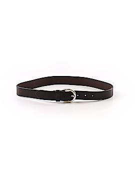 Eddie Bauer Leather Belt Size M