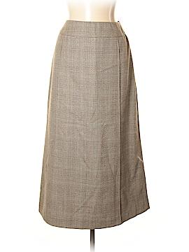 Harve Benard by Benard Holtzman Wool Skirt Size 12