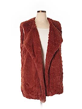 Wild Pearl Faux Fur Vest Size XL