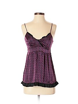 Kensie Sleeveless Silk Top Size XS
