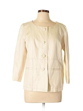Sigrid Olsen Silk Blazer Size 10